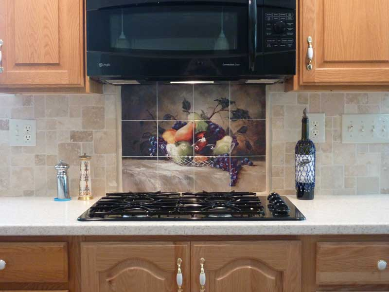 Decorative Tile Backsplash Kitchen Tile Ideas Americas Bounty