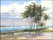Palm Beach    - Tile Mural