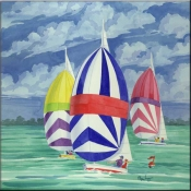 PB-Spinnaker 2 - Accent Tile