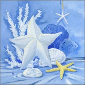 Sea Star 1 - Accent Tile