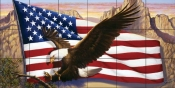 Spirit of America    - Tile Mural