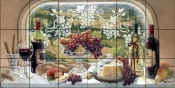 Harvest Celebration    - Tile Mural