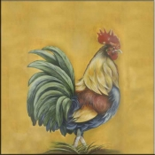 JG-Rooster - Accent Tile
