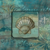 CA-Coquillage 2  - Accent Tile