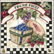 Fresh Fruit   - Tile Mural