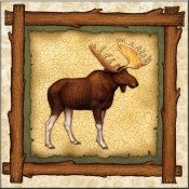 DM-Lodge Moose 5 - Accent Tile