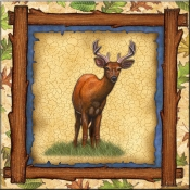 DM-Country Comfort Deer - Accent Tile
