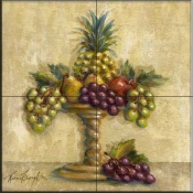Fruit Delight  - Tile Mural