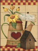AA-Country Charm V  - Tile Mural