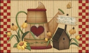 AA-Country Charm H  - Tile Mural