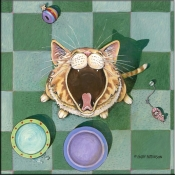 GP- Feed Me II - Accent Tile
