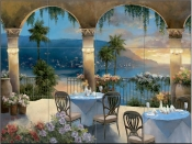 TC-Amalfi Holiday I  - Tile Mural