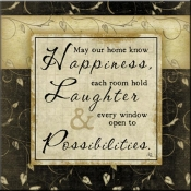 JP- Happiness II - Accent Tile