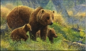 Young Explorers-CC - Tile Mural