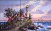 Captains Cove-DL - Tile Mural
