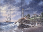 Anchor Cove-DL - Tile Mural
