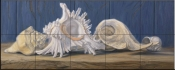 Beauties from the Sea-LB - Tile Mural