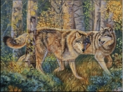 Aspen Trails-CC - Tile Mural