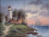 Breaker Point-DL - Tile Mural