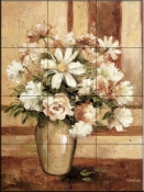 Summer Wild Flowers-DL - Tile Mural