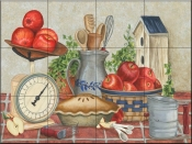 Moms Apple Pie-MT - Tile Mural