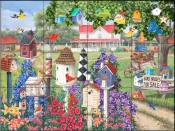 Birdhouses For Sale-MT - Tile Mural