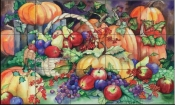 Fall Harvest-KM - Tile Mural