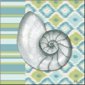 Watercolors III - PB - Accent Tile