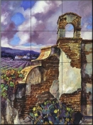 The Mission Vineyard-CH - Tile Mural