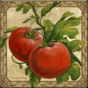 JS - Tomatoes - Accent Tile