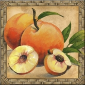 JS - Peaches - Accent Tile