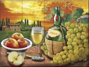 Soave-RS - Tile Mural