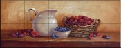 PTS-Berries Panel II - Tile Mural