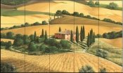 Tuscan Gold-MS - Tile Mural