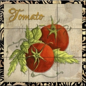 Vegetables Tomatoes-MD - Tile Mural