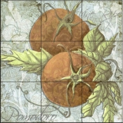 Buon Appetito Tomatoes-MD - Tile Mural
