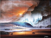 Misted Magic-JR - Tile Mural