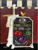 Farm to Table-JG - Tile Mural