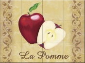 LC-The Apples - Tile Mural