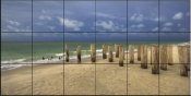 Naples Pilings II - SA - Tile Mural