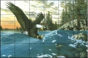 Endangered Moments    - Tile Mural
