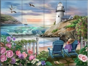 Devon's Cove - HP - Tile Mural
