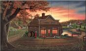 Country General Store - MM - Tile Mural