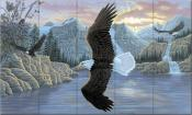 Soaring Spirits - MM - Tile Mural