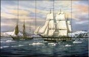 The Whaling Station    - Tile Mural