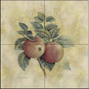 RH-Apples  2  - Tile Mural