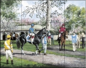 Bluegrass Stakes    - Tile Mural