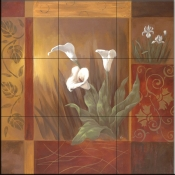 Showcase Callas II    - Tile Mural