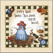 CR-Every Bird - Accent Tile