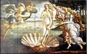 Birth of Venus    - Tile Mural